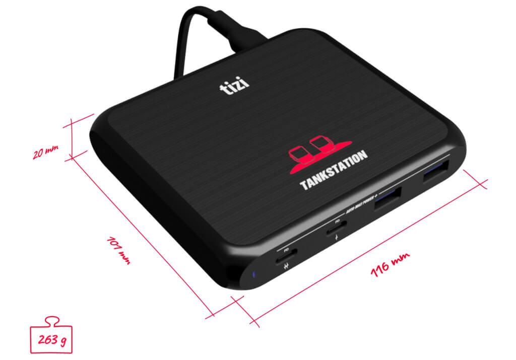 Das neue Ladegerät bzw. Netzteil von equinux passt auf jeden Fall auf den Schreibtisch, ins Reise-Gepäck und überall sonst, wo MacBook, iPhone, iPad und Co. geladen werden sollen.