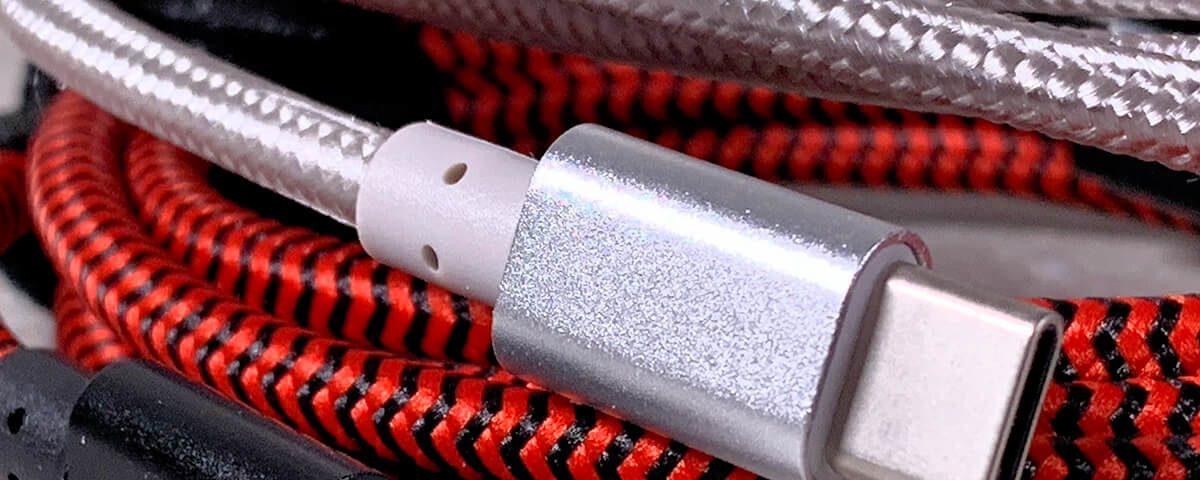 Lightning-USB-C-Ladekabel von Veelink