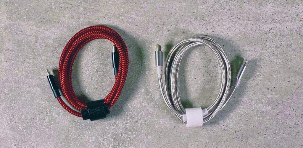 Das Ladekabel von Veelink ist das günstigste, das ich bisher an Lightning-auf-USB-C-Kabeln hatte (Fotos: Sir Apfelot).