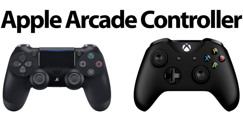 Als Controller für Apple Arcade könnt ihr den Xbox Controller oder den PlayStation 4 Controller per Bluetooth mit iPhone, Apple TV und Co. koppeln.