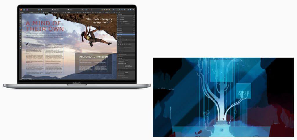 Die Mac App des Jahres ist eine günstige und trotzdem professionelle Möglichkeit, Publikationen zu gestalten. Das Mac Spiel des Jahres ist eine mit Rätseln gespickte Auseinandersetzung mit Verlust.