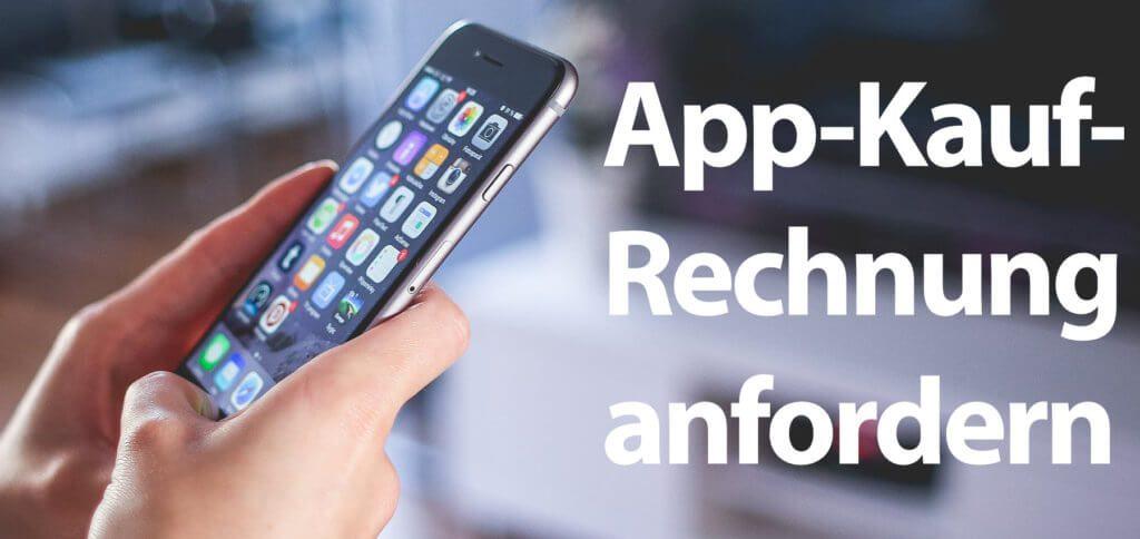 Ihr vermisst eine Rechnung für einen digitalen Kauf im App Store, iTunes Store oder für iCloud-Services? Dann könnt ihr sie euch nochmal schicken lassen.