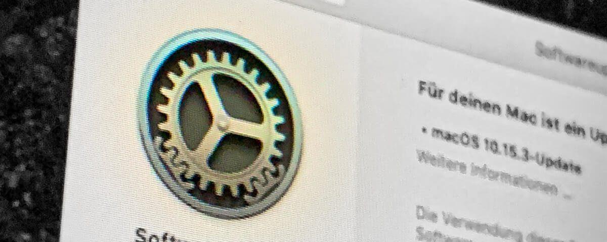 macOS 10.15.3 Update für Catalina