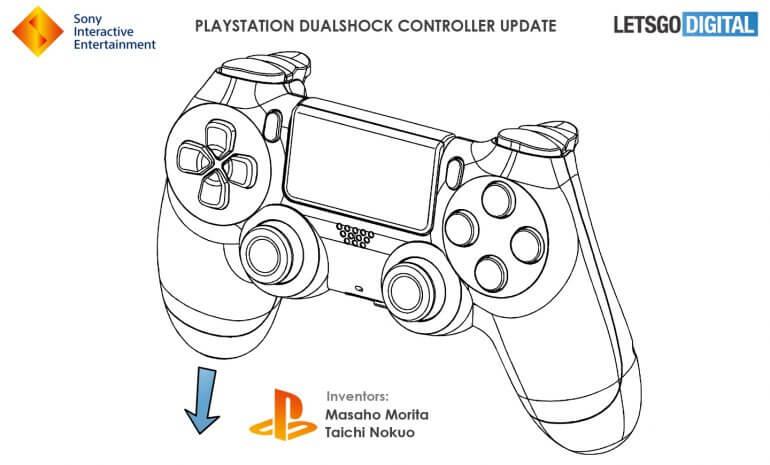 Griffe, die man verlängern kann? Klingt hinsichtlich der neuen Tasten sinnvoll. Noch ist nicht raus, ob das Feature des DualShock 5 tatsächlich kommt.