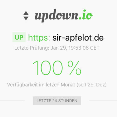 updown Website Monitoring Tool