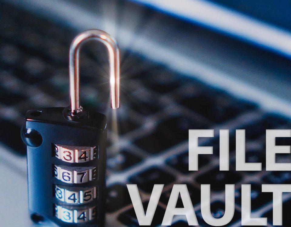 Festplatte am Mac mit FileVault verschlüsseln