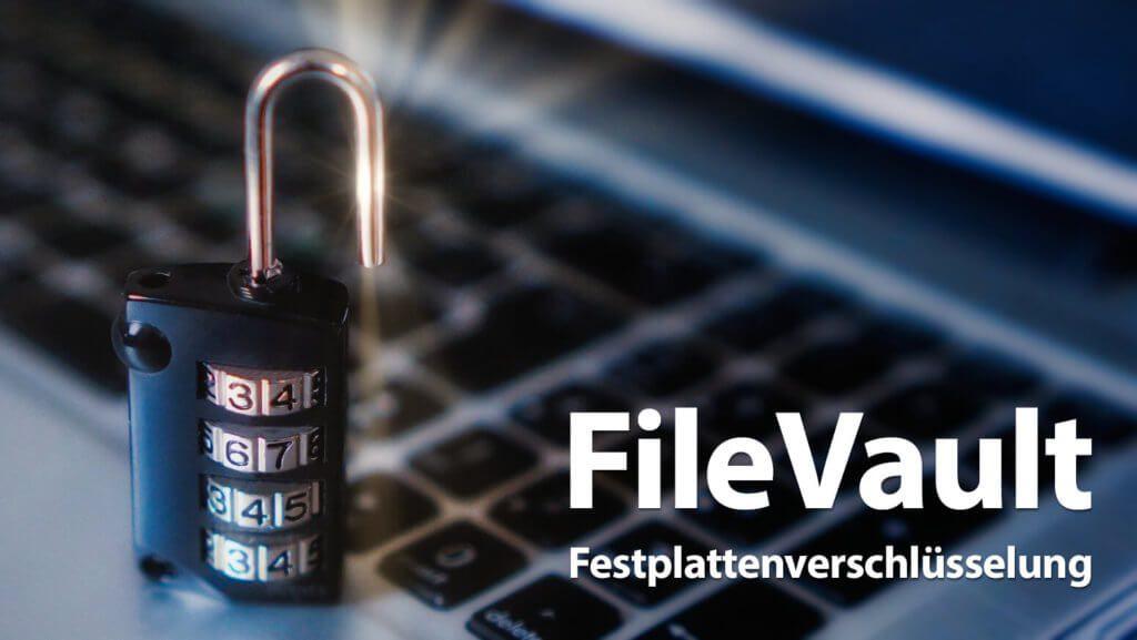 Seit FileVault 2 unterstützt die Apple-Verschlüsselung auch das Absichern von kompletten Festplatten (Foto: TheDigitalWay/Pixabay).