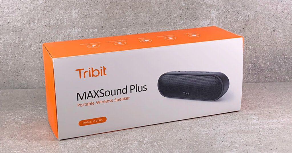 Der Tribit MaxSound Plus ist ein bemerkenswert guter und günstiger Bluetooth-Lautsprecher der kleinen Sorte (Fotos: Sir Apfelot).