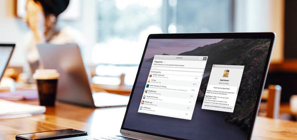 Acrobat Reader mit AppCleaner deinstallieren