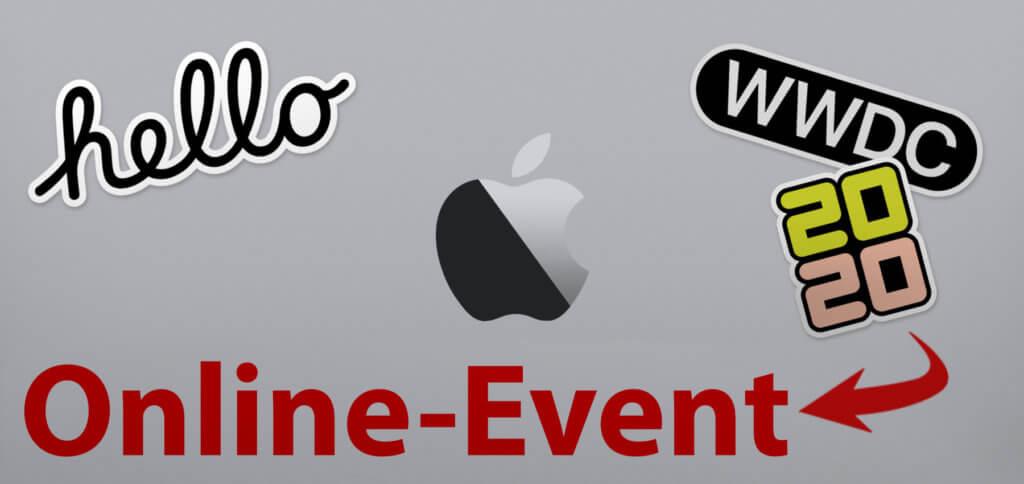 Physisch wird es die Apple WWDC 2020 wegen des Coronavirus Covid-19 nicht geben. Aber es wird ein Digital-Event als Ersatz geben. So kann die Entwickler/innen-Konferenz wie gewohnt im Juni stattfinden.