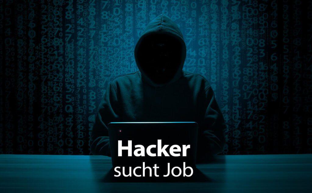 Wenn erfolglose, böse Hacker auf Jobsuche gehen, wirkt das schon etwas komisch…