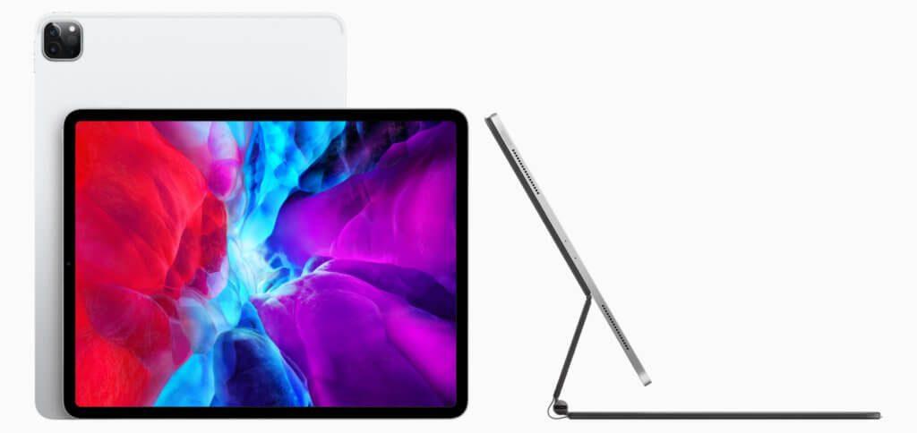 Das neue iPad Pro Early 2020 von Apple hat einen A12Z Bionic Chip, eine doppelte Kamera sowie einen LiDAR-Scanner für die Erkennung der Umgebung. AR-Anwendungen und AR-Entwicklungen sind damit nun besser möglich.