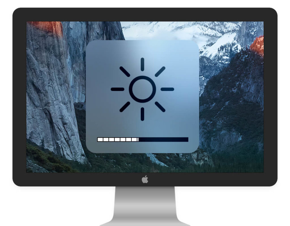 Mac App Monitor Control