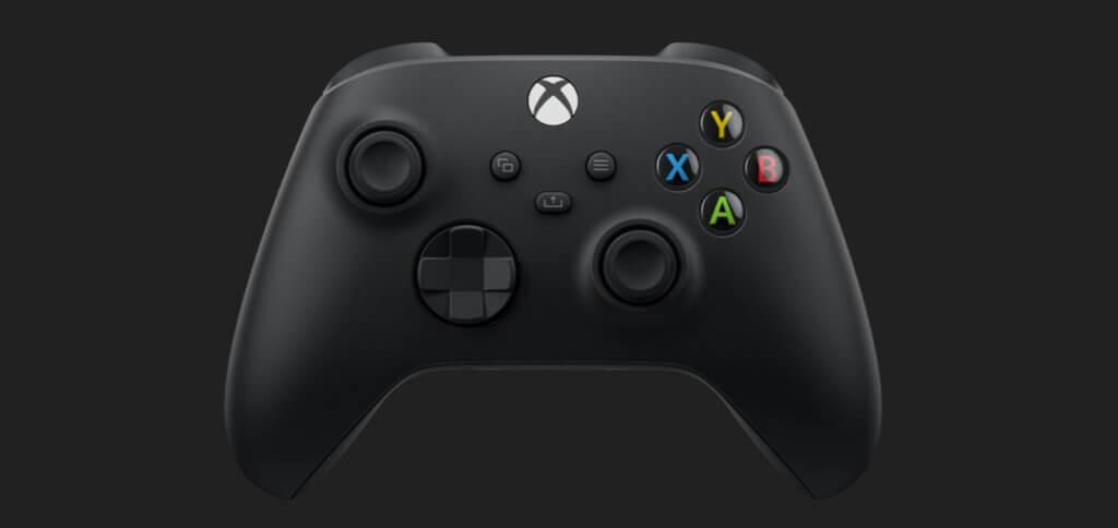 Der Xbox Series X Controller hebt sich kaum vom Xbox One X Controller ab – soll aber (natürlich) besser sein ;)