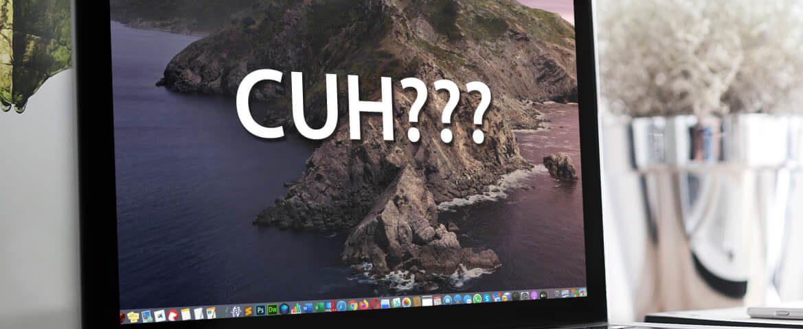 Mac fragt nach Zugriff für CUH