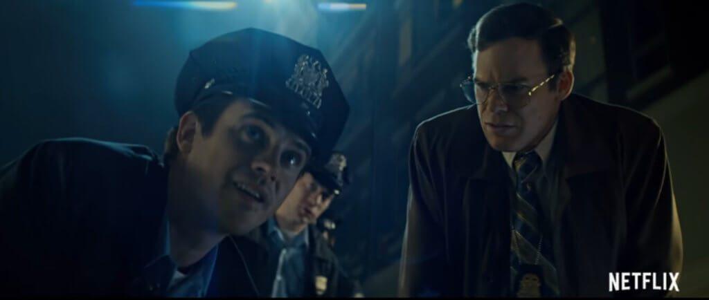 Das sieht nicht nur aus, wie der alte Dexter, das ist er auch! Leider ist seine Rolle in diesem Film deutlich weniger humorvoll.
