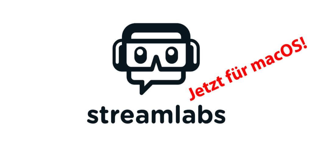 Logitech Streamlabs für Mac! Jetzt die auf der OBS basierende App nutzen, um Games, Anleitungen, Lehrinhalte und mehr über macOS am Apple-Computer zu streamen. Ganz bequem über YouTube, Twitch, Mixer und Facebook.