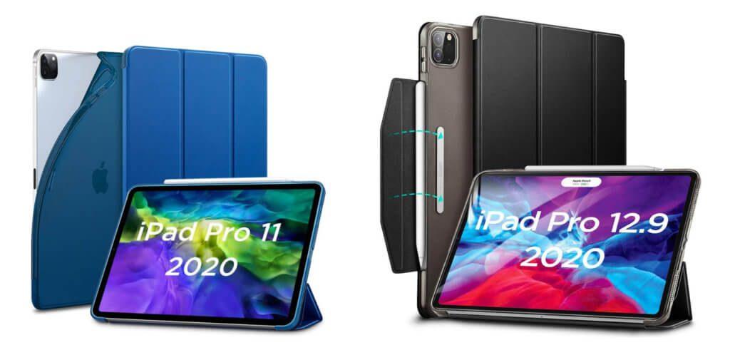 Hier findet ihr die nach Bewertungen und Preis besten iPad Pro 2020 Hüllen – sowohl für das 11-Zoll- als auch für das 12,9-Zoll-Tablet von Apple.