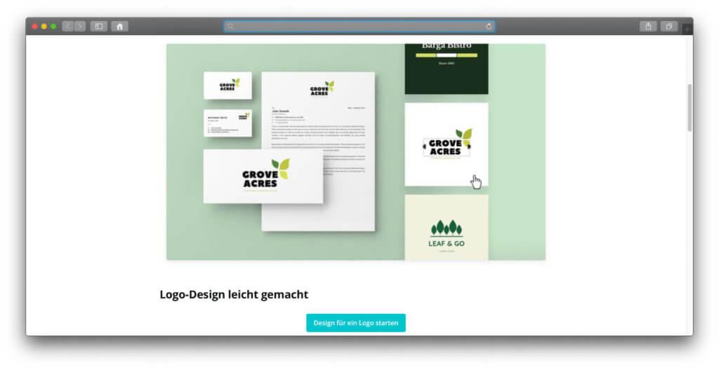 Ein Logo online erstellen, das geht in wenigen Minuten mit dem gratis Logo Maker von Canva. Einfach Vorlage wählen, alles individuell anpassen und speichern – fertig!