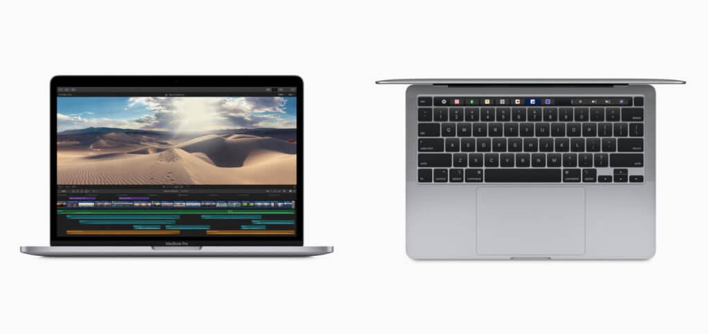 """Das neue Apple MacBook Pro 13"""" mit bis zu 32 GB RAM, 4,5 GHz und 4 TB Speicher. Je nach Ausstattung, die ihr wählt, ist natürlich auch der Preis beeindruckend ;)"""