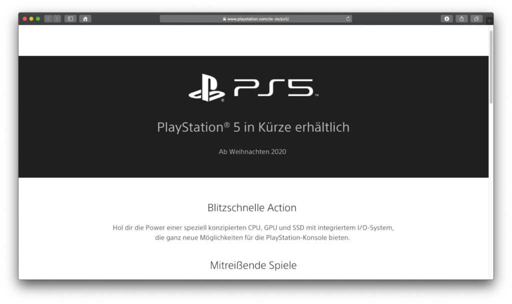 Mit der Aktualisierung der Webseite zur Sony PlayStation 5 kommen neue Gerüchte zur offiziellen Vorstellung auf. Anlass genug, noch einmal auf die PS5 Hardware, den möglichen Preis und das Release Date zu schauen.