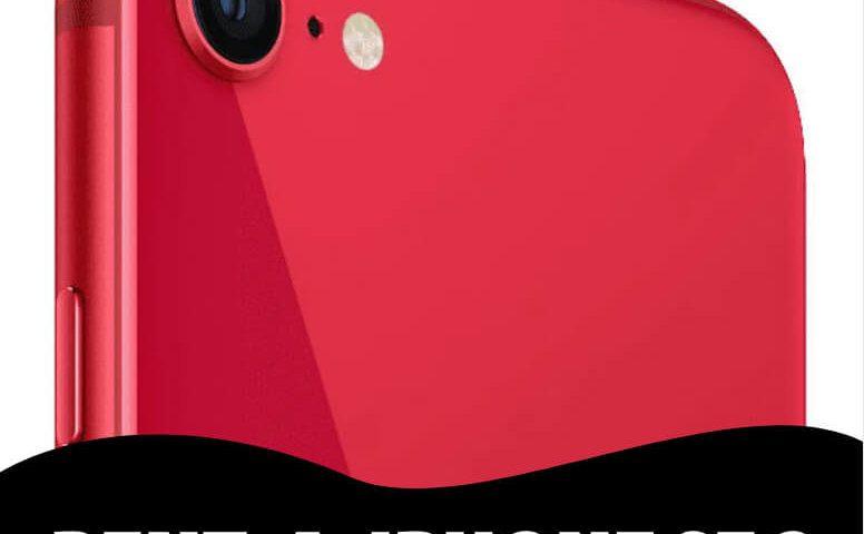 Rent-a-iPhone SE 2