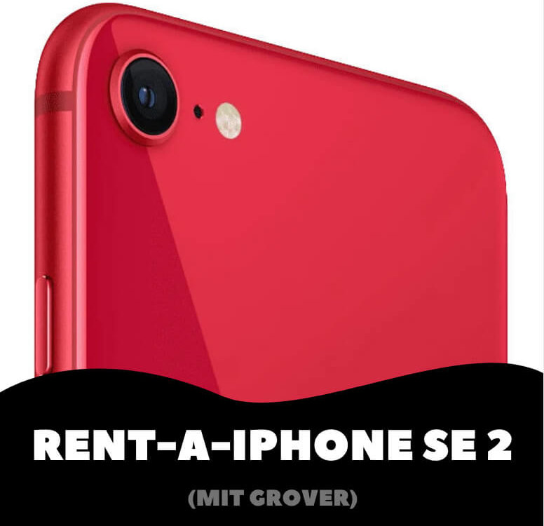 Rent-a-iPhone SE 2