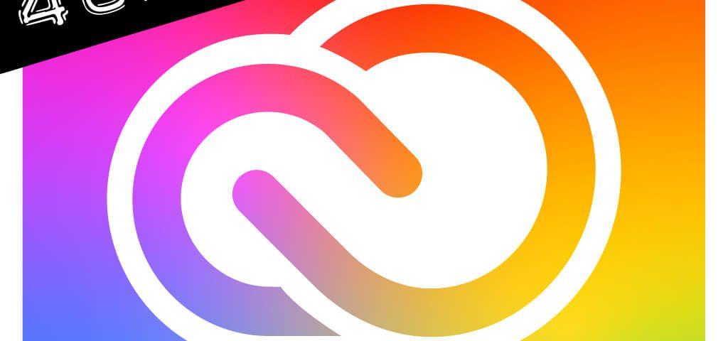Adobe CC 40% Rabatt als Angebot