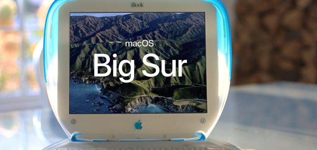 macOS 11.0 Big Sur auf alten Macs installieren (Symbolbild). Mit einem Patcher könnt ihr zumindest die aktuelle Beta auf ältere Modelle von Mac, iMac, Mac mini und MacBook bringen.