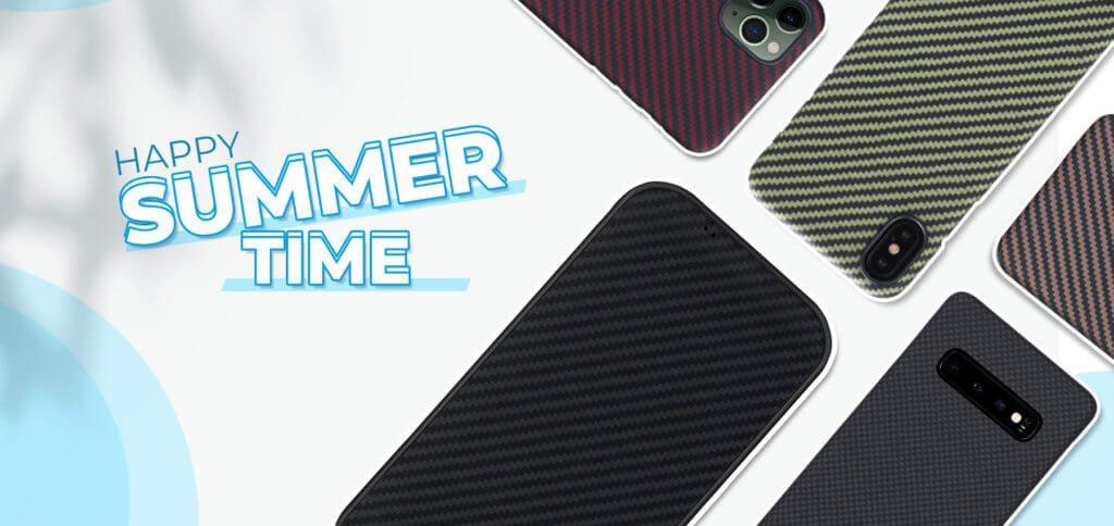 Unter den Sommer-Angeboten von Pitaka sind iPhone-, AirPods- und Apple Watch Hüllen sowie Ladegeräte und Halterungen. Hier findet ihr die Produkte, Gutscheincodes und Coupon-Hinweise.