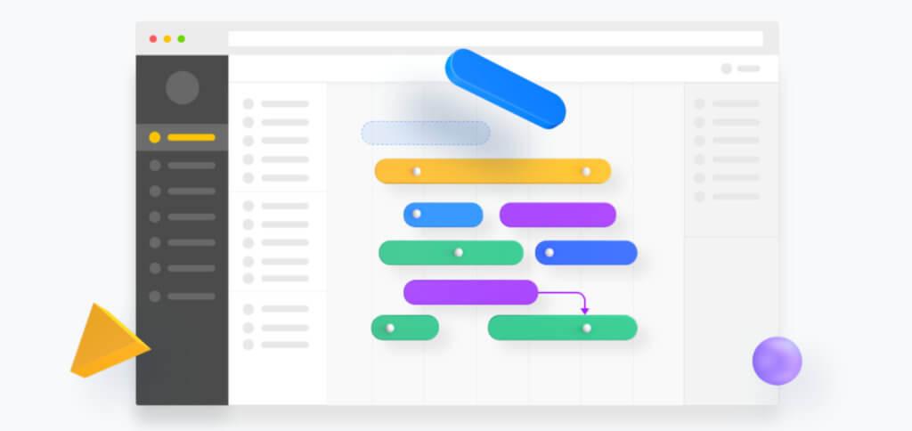 Edraw Project: Gantt-Diagramme und Charts fürs Projektmanagement. Projekte planen, durchführen, überwachen, präsentieren und nachbereiten – ganz einfach mit einem einzigen Tool von Wondershare.