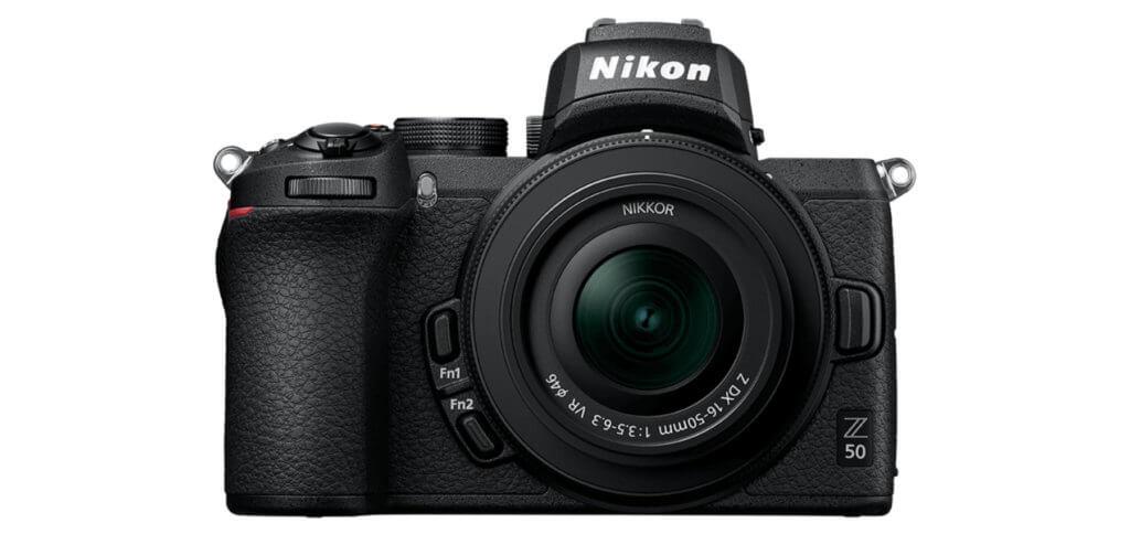 Die moderne Nikon Z50 Kamera bringt gute technische Daten zum vernünftigen Preis mit.