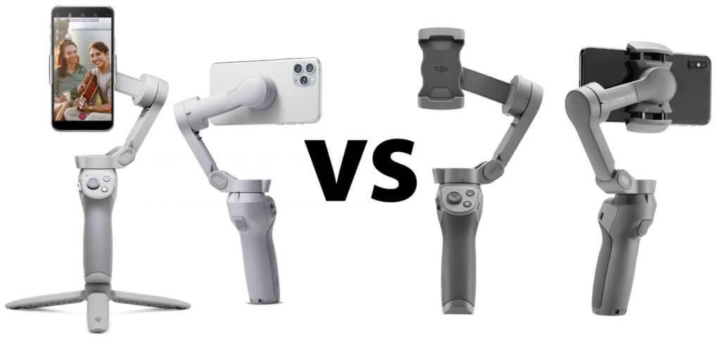 Im Vergleich DJI OM 4 vs DJI Osmo Mobile 3 gibt es kleine, aber auffällige Punkte, die für das neue Smartphone-Gimbal aus 2020 sprechen. Vor allem die Magnet-Halterung für iPhone und Android-Geräte.