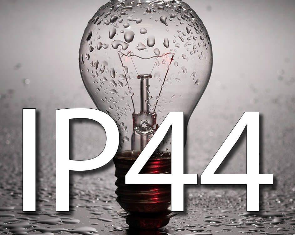 Definition der IP44 Schutzklasse