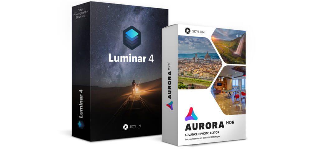 Skylum Luminar 4 und Aurora HDR im Bundle günstiger kaufen –das geht noch bis Samstag, den 22.08.2020 im Sommerende-Verkauf. Die Software für die Fotobearbeitung könnt ihr als Standalone-Apps oder Plugins (bspw. in Photoshop) nutzen.