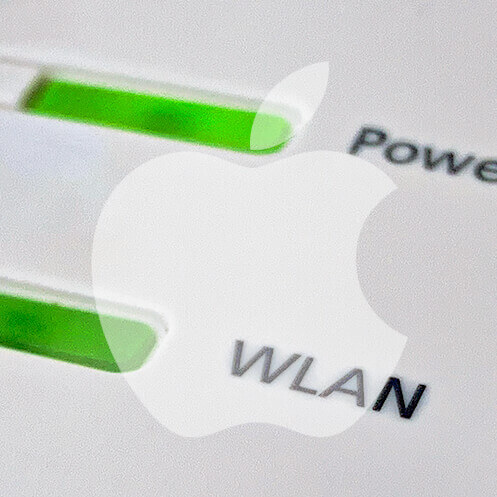 WLAN Verbindungsabbrüche durch das 2,4 GHz Funknetz