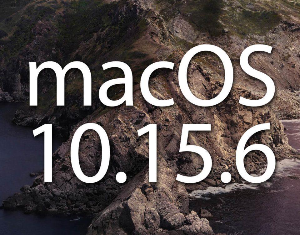 Alle Infos zum macOS 10.15.6 Update von macOS Catalina.