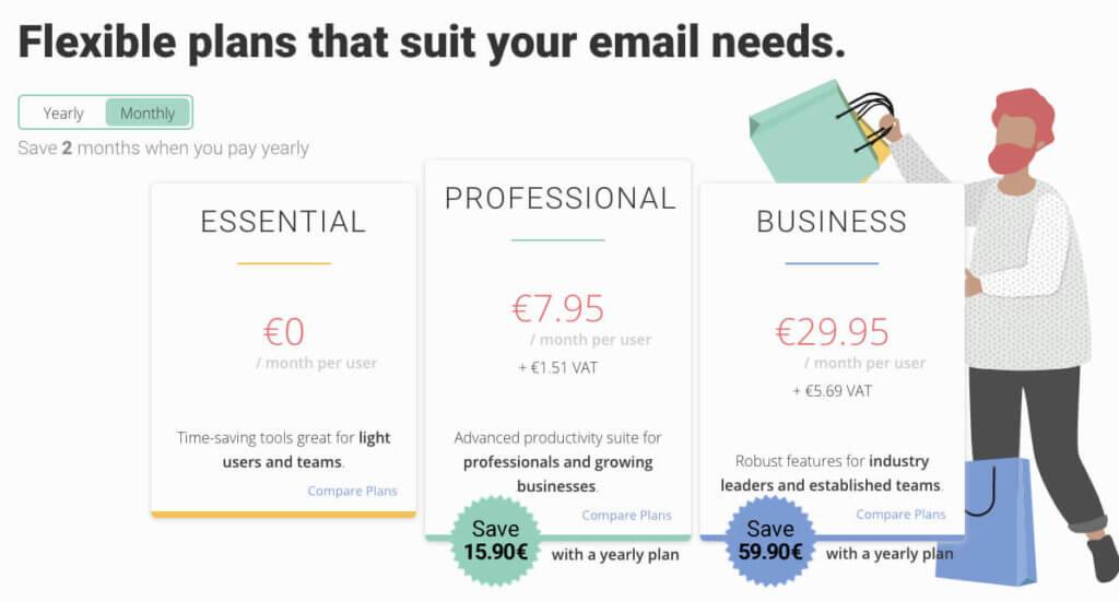 Die Preise von Mailbutler dürften vor allem für Privatnutzer, die mit ihrem Mac kein Geld verdienen, etwas hoch sein. Als Unternehmer bekommt man für das Geld aber ein sehr gut gepflegtes Plugin, das Apple Mail um etliche Funktionen erweitert.