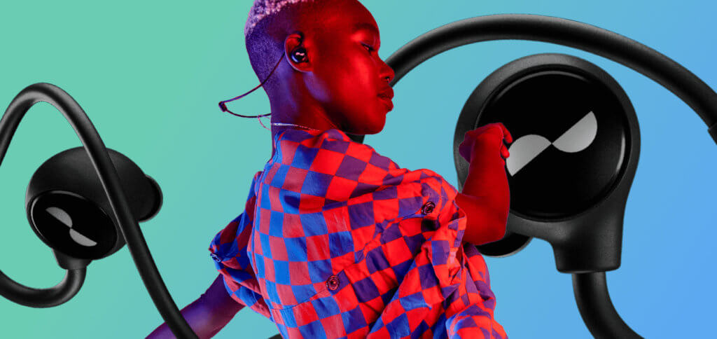 Die neuen NuraLoop Kopfhörer von Nura sind Bluetooth-Kopfhörer mit individueller Klanganpassung per Hörtest; und via beiliegendem Adapter mit einem AUX-Ausgang an der Audio-Quelle nutzbar.