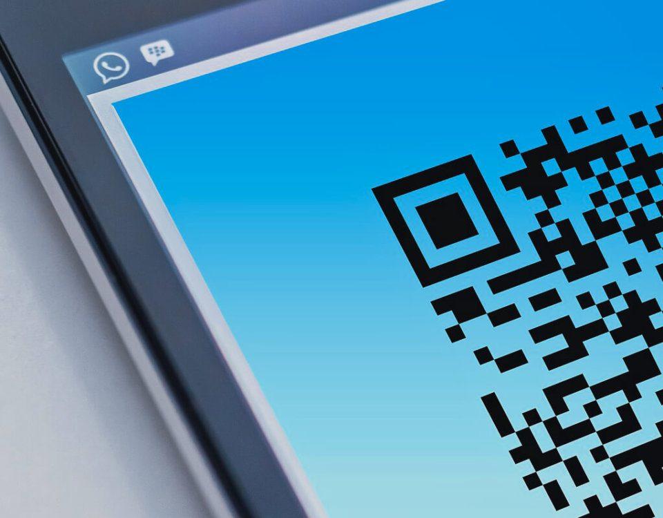 QR Code scannen am Mac