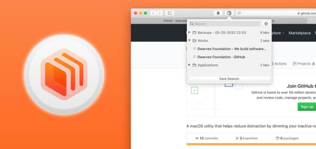 Session Pal ist eine gratis Safari-Erweiterung, mit der sich mehrere offene Webseiten mit nur wenigen Klicks merken und für eine spätere Sitzung speichern lassen.