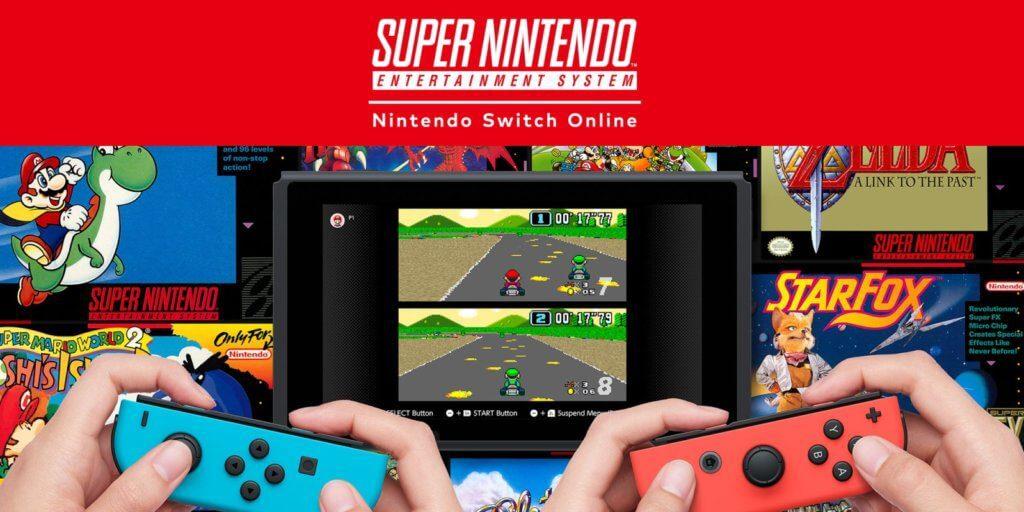 Für die Super Nintendo Entertainment System App auf der Nintendo Switch gibt es jetzt auch Super Mario All-Stars. (Bildquelle: Nintendo.com)