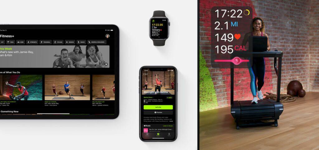 Was ist Apple Fitness+, wie funktioniert es und wie kann ich mit den Profis trainieren, auch wenn das Abo nicht in Deutschland verfügbar ist? Hier findet ihr alle Antworten.