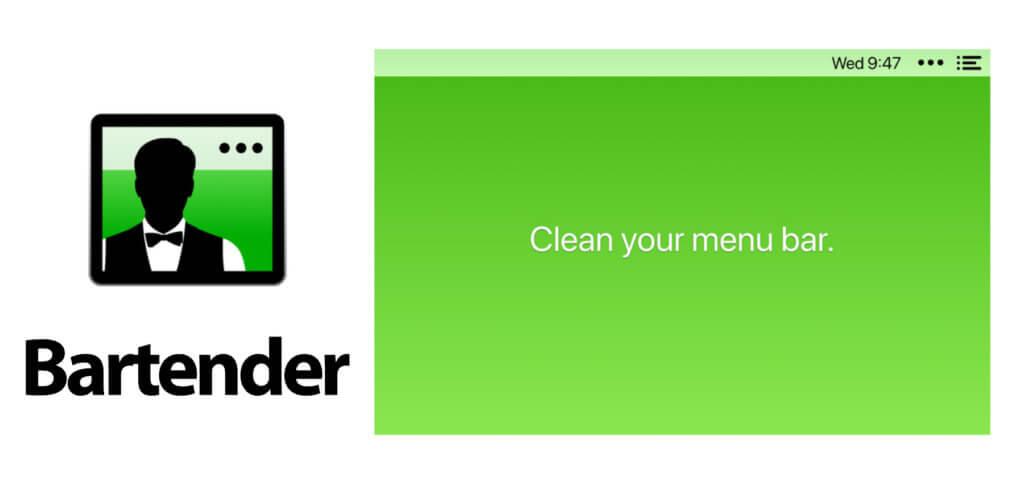 Mit Bartender könnt ihr Items in der Mac-Menüleiste neu anordnen, sortieren und gruppieren. Über eine Suchfunktion lassen sich einzelne Apps und Tools schnell finden. Ideal bei zu vielen Menulets unter macOS. (Bilderquelle: Bartender / Setapp)