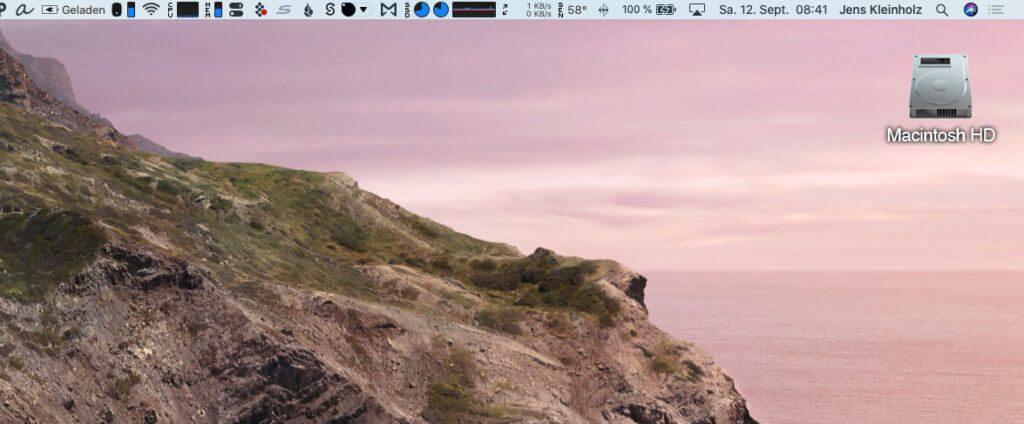 Sorry, aber ich musste das Macintosh HD Icon bei mir leider nachbauen, da mein Schreibtisch zu vermüllt war, um ihn öffentlich zu zeigen.