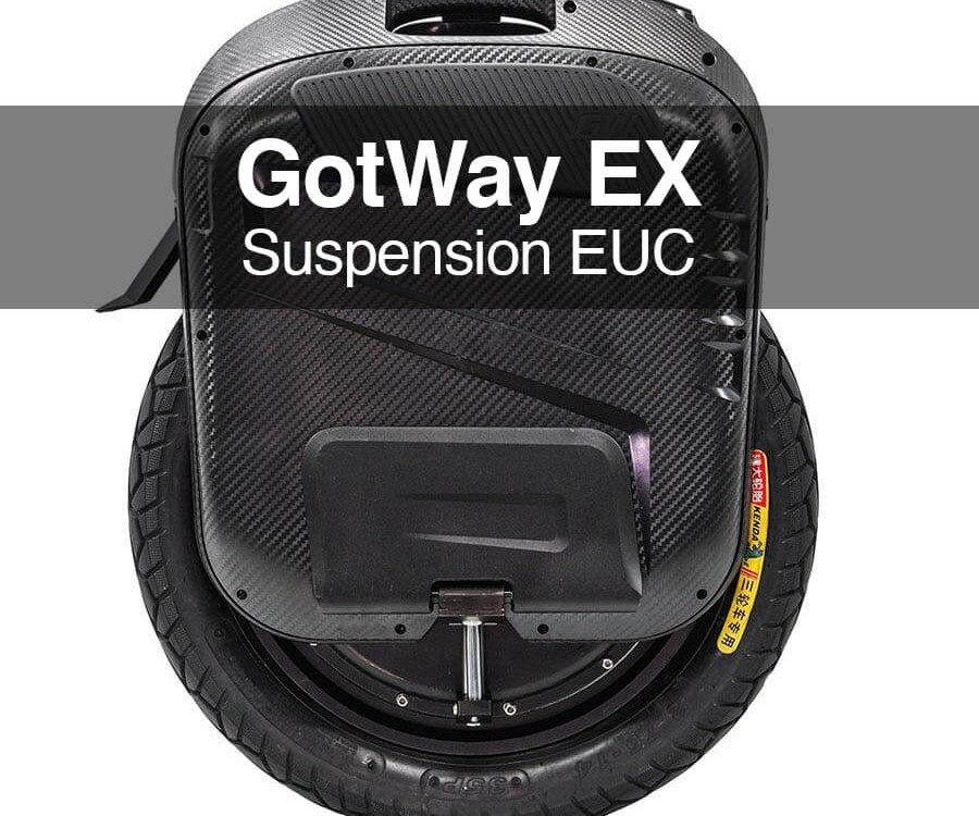 GotWay EX Suspension EUC