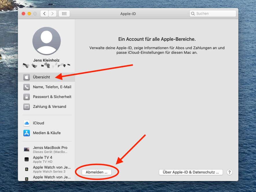 Die Ab- und Anmeldung bei iCloud hat das Problem bei mir – und einigen anderen – scheinbar gelöst.