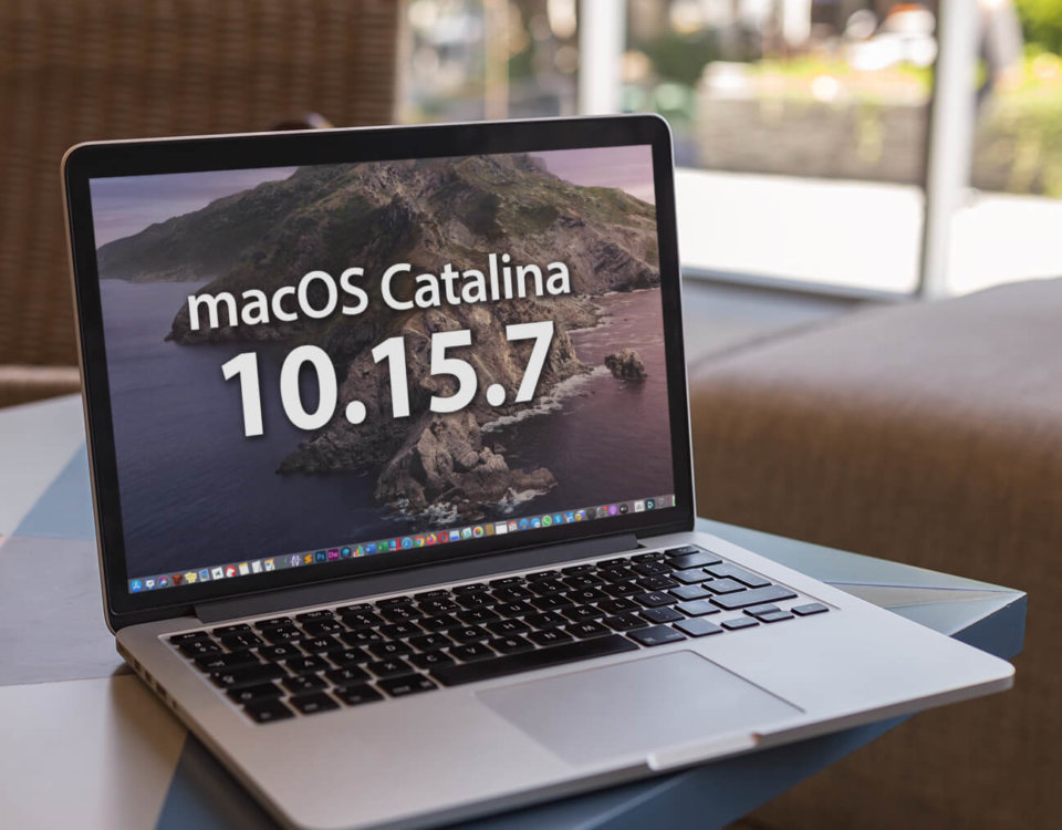 macOS Catalina 10.15.7 Update