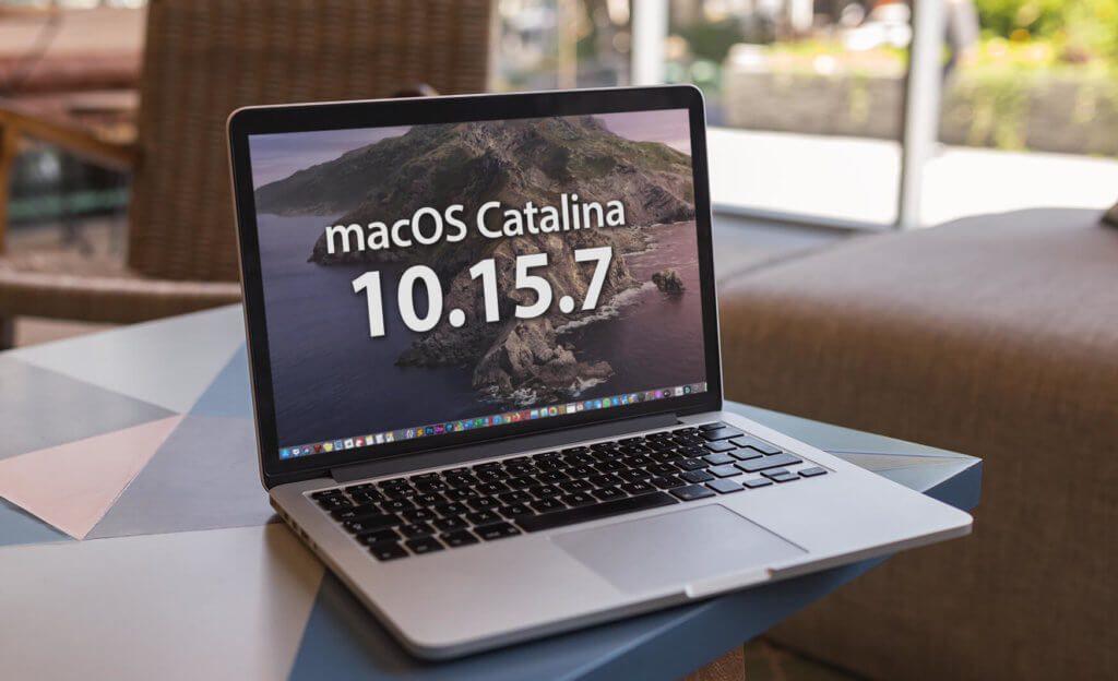 Das Update auf macOS 10.15.7 sollte man in jedem Fall installieren, da es sich um ein Sicherheitsupdate handelt.