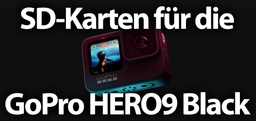 Welche SD-Karte ist mit der GoPro HERO9 Black kompatibel? Wie viele Stunden Video kann man mit 64 GB, 128 GB oder 256 GB speichern? Hier findet ihr alle SanDisk-microSD-Empfehlungen.